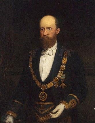 Sir William Clarke, 1st Baronet - Image: Sir William Clarke