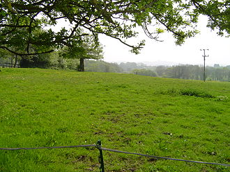 Ram Hill Colliery - Site of Churchleaze No. 1 Pit  (See Ram Hill)