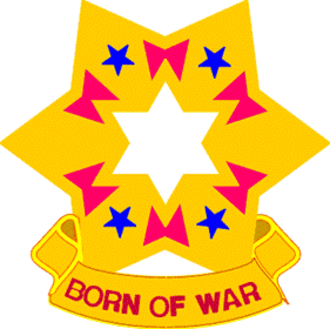 Sixth United States Army - Image: Sixth United States Army DUI
