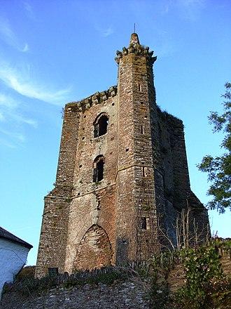 Slapton, Devon - Image: Slaptontower