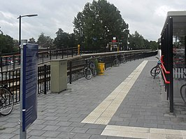 Station Sneek Noord in 2011.