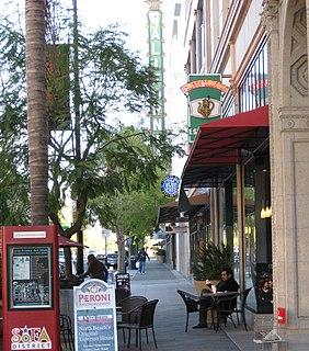 SoFA District Neighborhood of San Jose in Santa Clara, California, United States