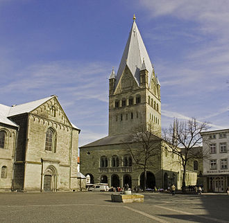 Johannes von Soest - St. Patrokli, Soest, where his career began