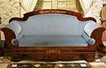 Sofà del tocador de luxe del palau del marqués de Dosaigües.JPG