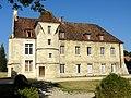 Soissons (02), abbaye Saint-Jean-des-Vignes, logis des abbés commendataires, vue depuis l'est 1.jpg