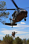 Soldiers practice downed aircraft response skills 130806-A-RI441-294.jpg