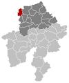 Sombreffe Namur Belgium Map.png