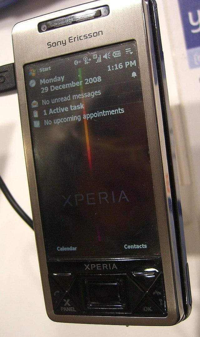 Sony Xperia - Wikiwand