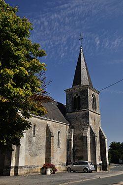 Sougé - Eglise St-Hilaire.JPG