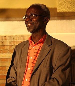 Souleymane Cissé - Souleymane Cissé in 2009