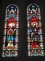 Soustons (Landes) église, vitrail 04.JPG