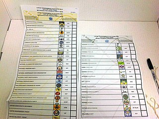 2011 South African municipal elections