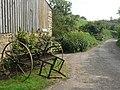 South Poorton, entrance to Bottom Farm - geograph.org.uk - 550560.jpg