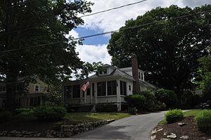 Glover Street Historic District - 100 Glover Street