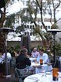 Spago Beverly Hills courtyard 2007.jpg