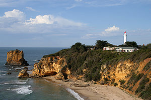 Split Point Lighthouse - Image: Split Point 0102