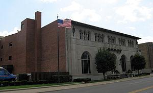 Springfield News-Sun - Image: Springfield News Sun Building Springfield OH USA