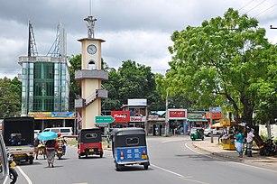 Kandy Municipal Council Car Park Contact Number