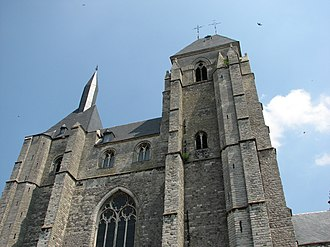 St. Leonard's Church, Zoutleeuw - Image: St Leonarduskerk 2