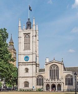 Nhà thờ Thánh Margaret, Westminster
