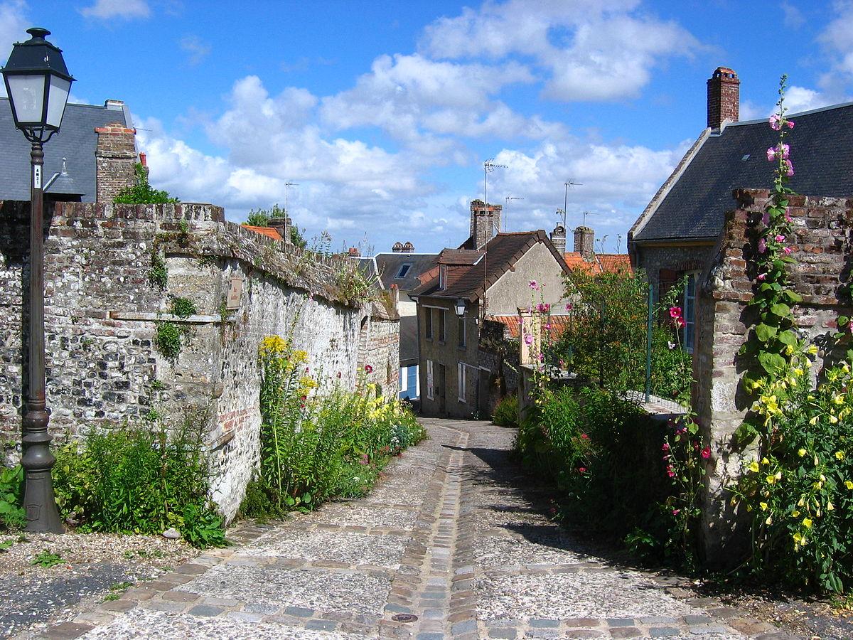 Saint valery sur somme wikipedia for Maison france