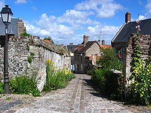 Saint-Valery-sur-Somme - Gaultier Street