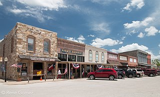 St. Jo, Texas City in Texas, United States