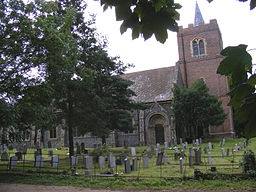 St.Mary the Virgin Church, Stansted Mountfitchet - geograph.org.uk - 1406670.jpg
