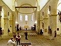 St. Cäcilien Köln - Blick Richtung Chor.jpg