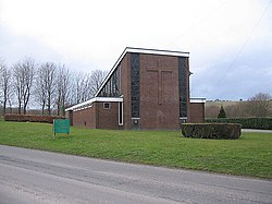St. Giles Garrison Church - geograph.org.uk - 143703.jpg