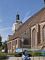 St. Gotthardtkirche Brandenburg south side.jpg