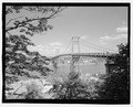 St. John's Bridge, Spans Willamette River at US Highway 30, Portland, Multnomah County, OR HAER ORE,26-PORT,13-15.tif