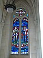 St. Paul's Cathedral, Dunedin, NZ, window6.JPG