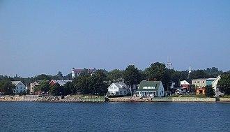 St. Andrews, New Brunswick - Saint Andrews skyline