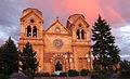St Francis Basilica Cathedral (7719061954).jpg