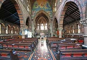1861 in architecture - St James the Less, Pimlico