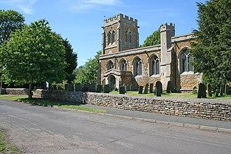 Sedgebrook - Image: St Lawrence's Church, Sedgebrook geograph.org.uk 180110
