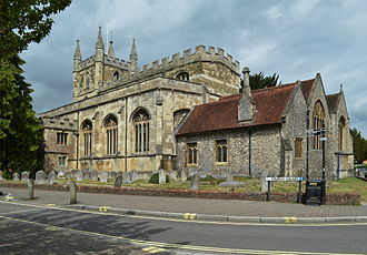 Basingstoke - St Michael's Church