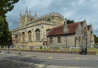 Basingstoke - St Michael's Church
