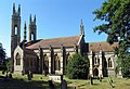 St Michael and All Angels, Booton, Norfolk - geograph.org.uk - 321224.jpg