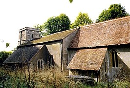 St Michael and All Angels, Letcombe Bassett - geograph.org.uk - 1545260.jpg