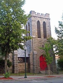 St. Peters Episcopal Church (Peekskill, New York)