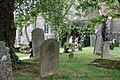 St Peter and St Paul, Shorne, Kent - Churchyard - geograph.org.uk - 323948.jpg