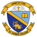 St Thomas' College Matale Crest.png