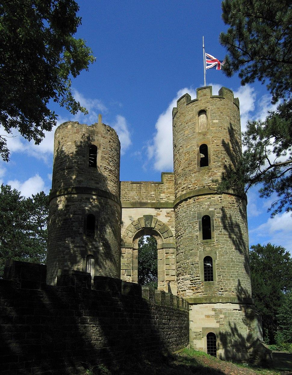 Stainborough Castle01 bright 2007-08-13
