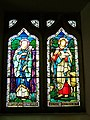 Stained Glass Window, St Michael's Church, Bempton - geograph.org.uk - 604545.jpg