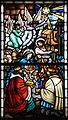 Stained glass window of Adoration of the Magi.JPG
