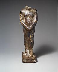 Amenofi III in serpentinite