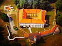 Stari grad Zrinskih, Čakovec - pogled iz zraka.JPG