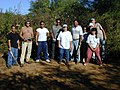 Starr-020103-0023-Pluchea carolinensis-removal by EEWF-Kanaha Beach-Maui (24437225092).jpg